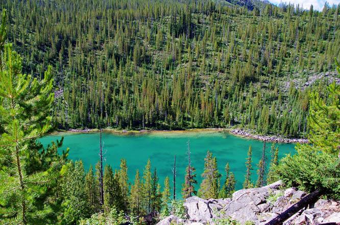 Vista Lake, Banff National Park