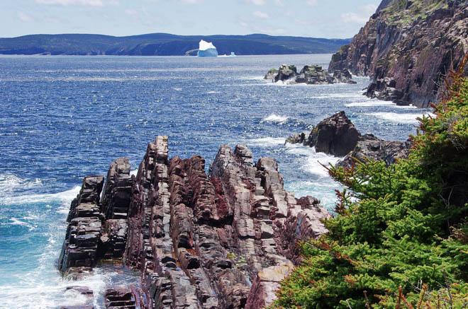 The East Coast Trail in Newfoundland