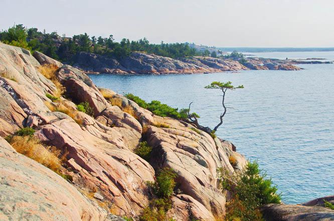 Quintessential Georgian Bay scenery
