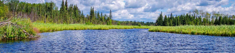 Lac la Biche Canoeing