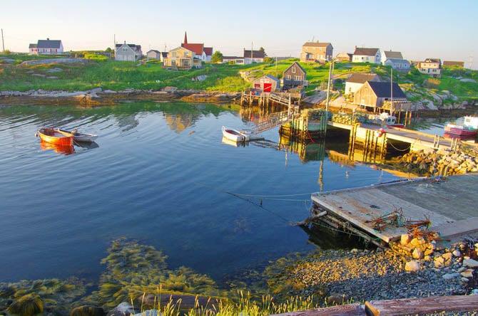 Peggy's Cove, Nova Scotis