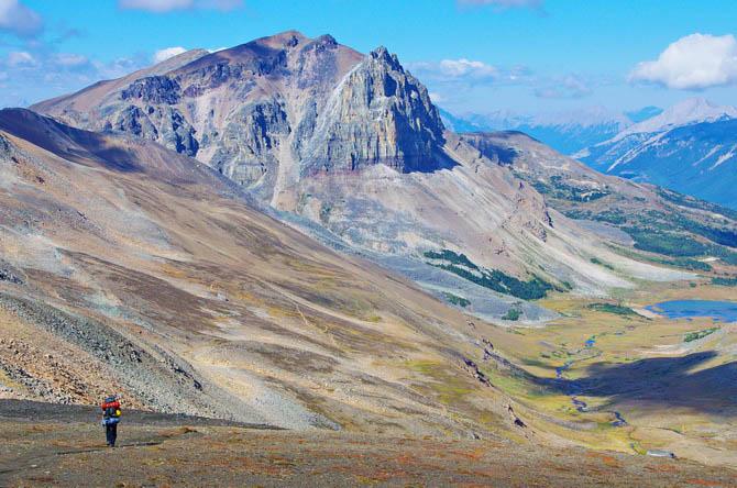 Backpacking the Skyline Trail, Jasper National Park