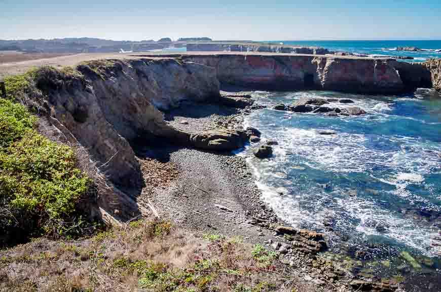 More coastal loveliness on the Stornetta Public Lands