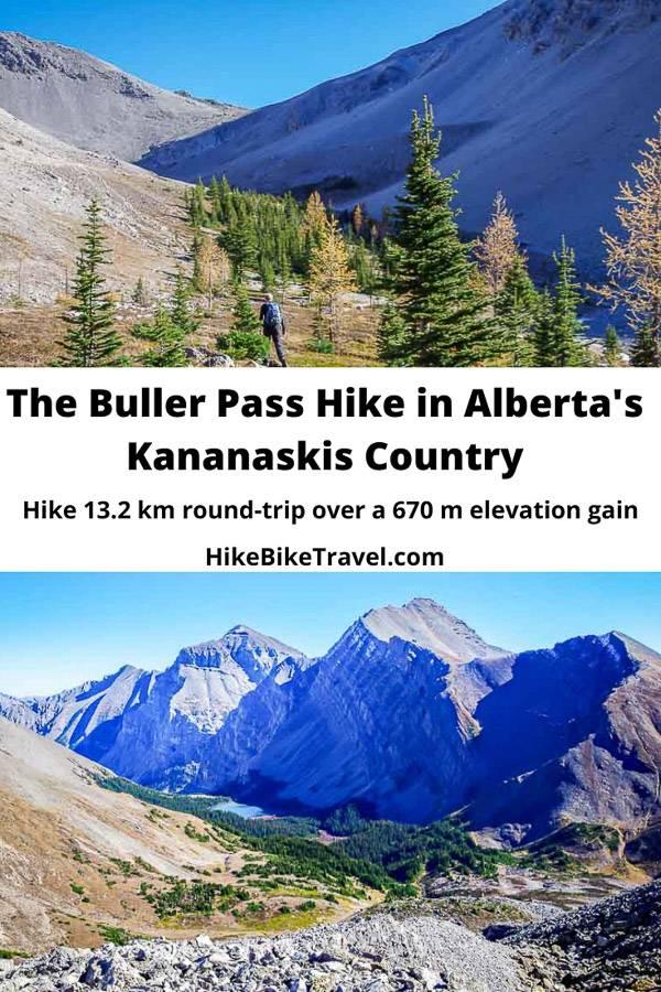 The fabulous Buller Pass hike in Alberta's Kananaskis Country
