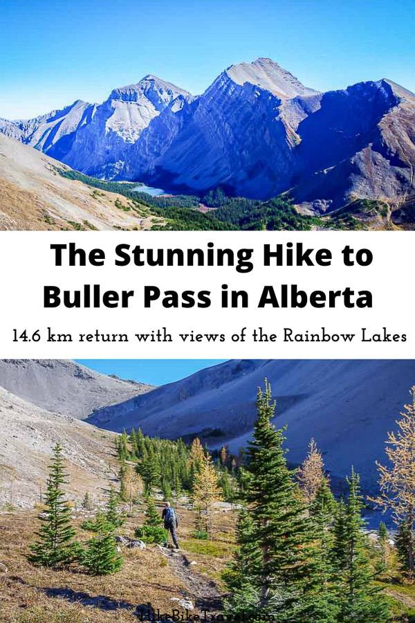 The gorgeous hike to Buller Pass in Alberta's Kananaskis Country