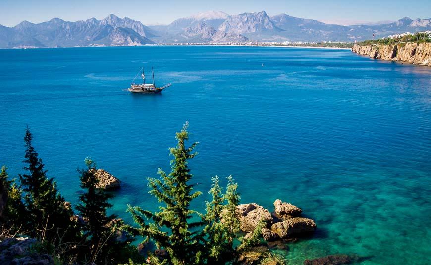 Antalya Is The Gateway To The Turquoise Coast