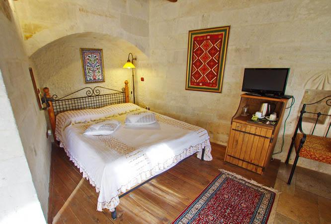 The Sultan Suites Cave Hotel in Cappadocia