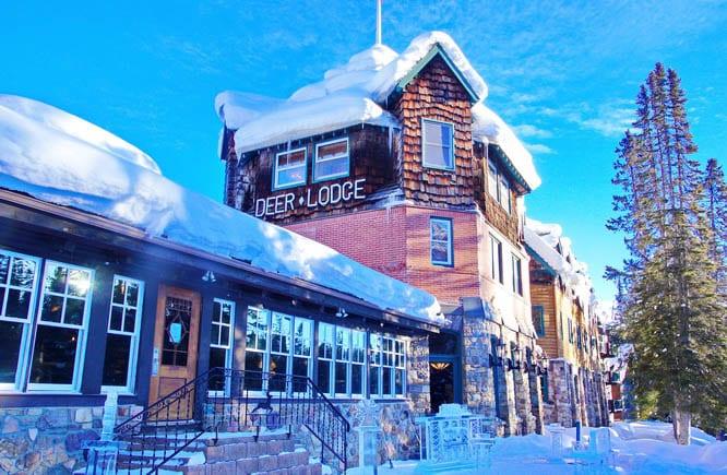 Deer Lodge, Lake Louise