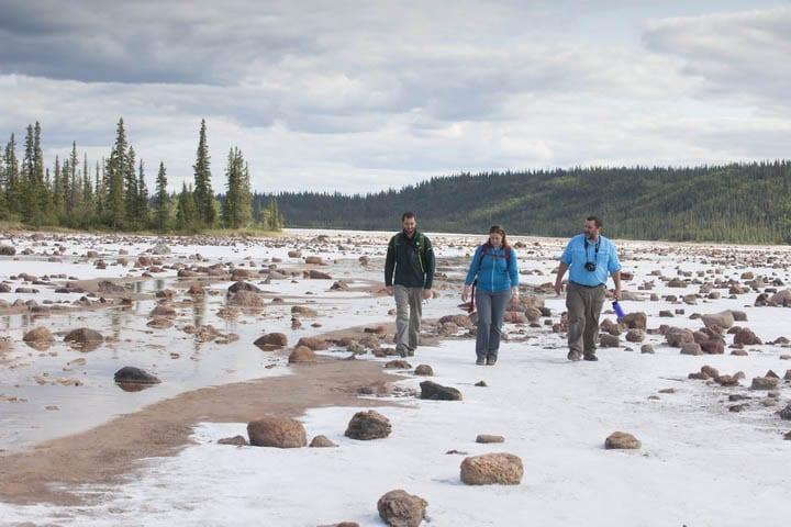 Off the beaten path Alberta - Wood Buffalo National Park