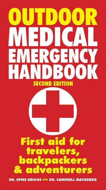 Book Review  & Giveaway: Outdoor Medical Emergency Handbook