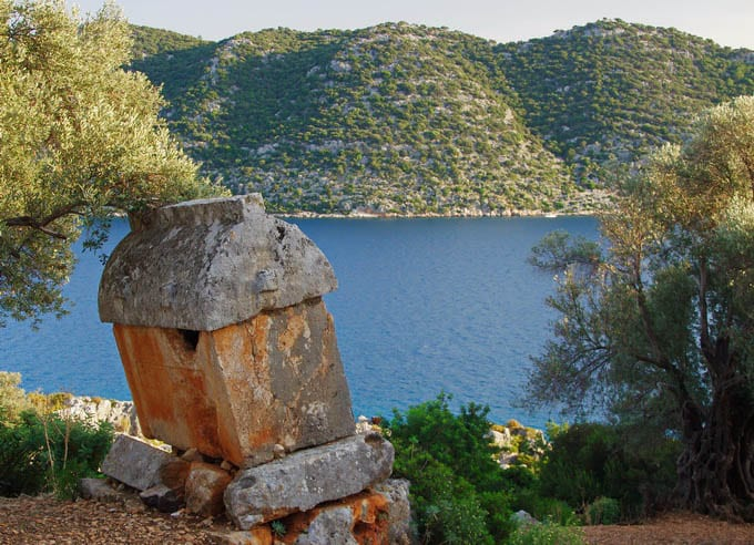 Hotel Review: The Fabulous Ankh Pension in Kekova