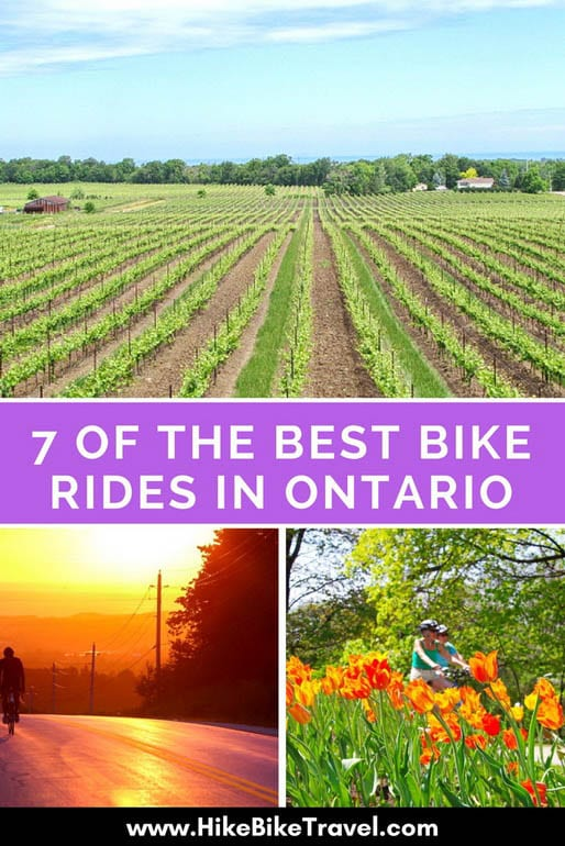 7 of the best bike rides in Ontario