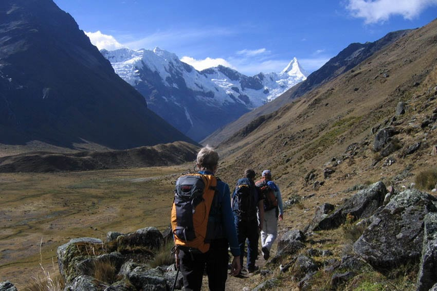 Hiking in the Andes: Peru's Spectacular Alpamayo Circuit