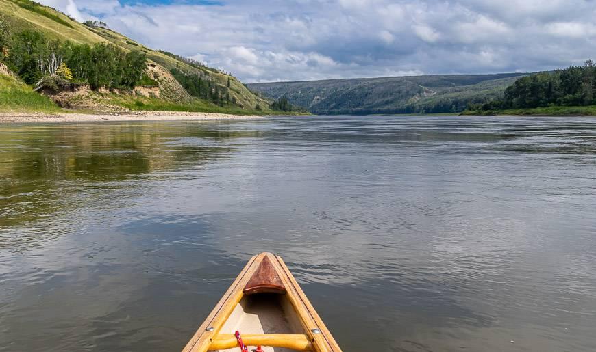 Sweet, beautiful paddling after Dunvegan
