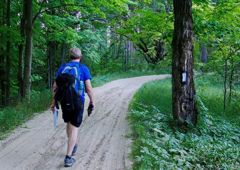 A Hike on the Northumberland Section of the Ganaraska Trail