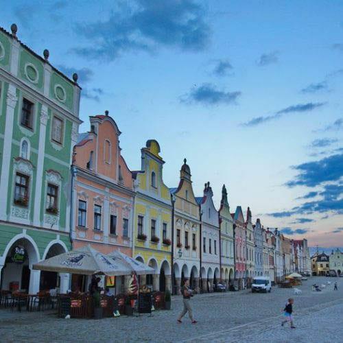 Discovering the Beautiful Telc Region in the Czech Republic