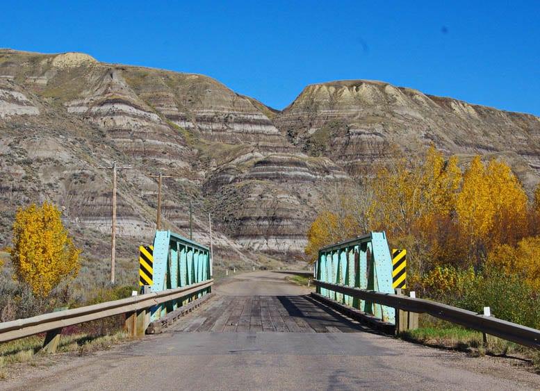 A Weekend Getaway to Rosebud, Alberta