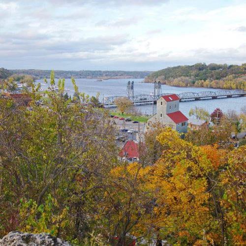 Cycling the Gateway Trail: St. Paul to Stillwater, Minnesota