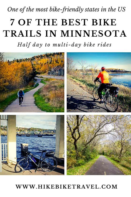 7 of the best bike trails in Minnesota