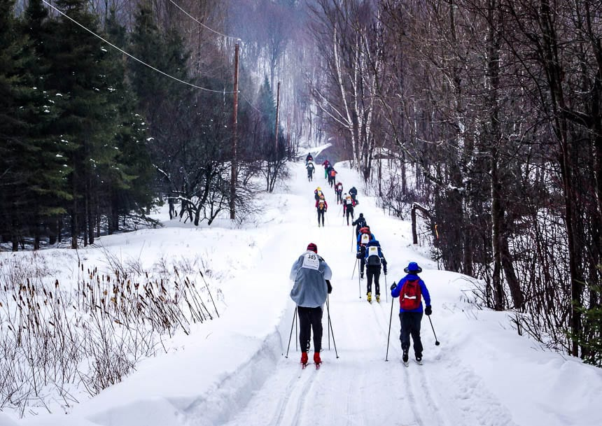 Why You'll be Happy you Skied in the Canada Ski Marathon