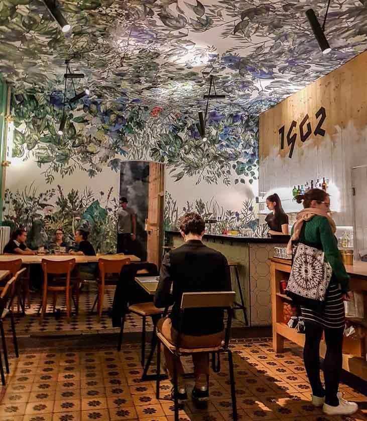 The beautiful Spizírna Restaurant