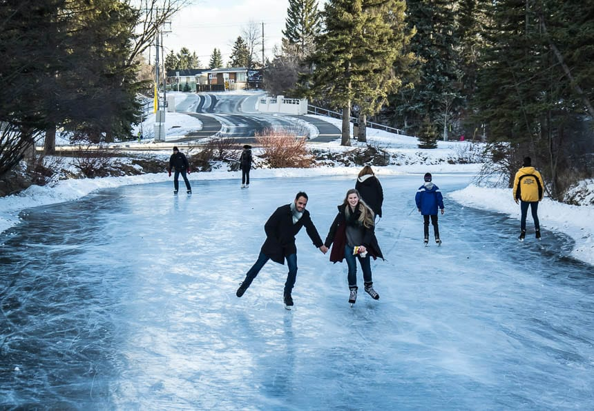How To Have Fun Outdoors In Calgary Winter