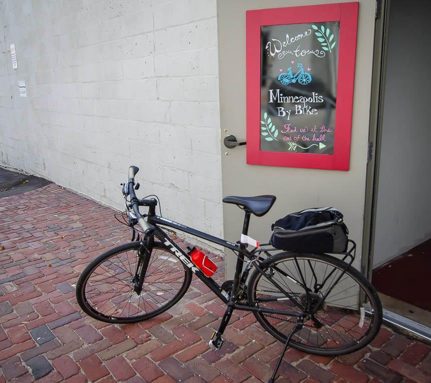 Urban Biking: Minneapolis versus Saint Paul