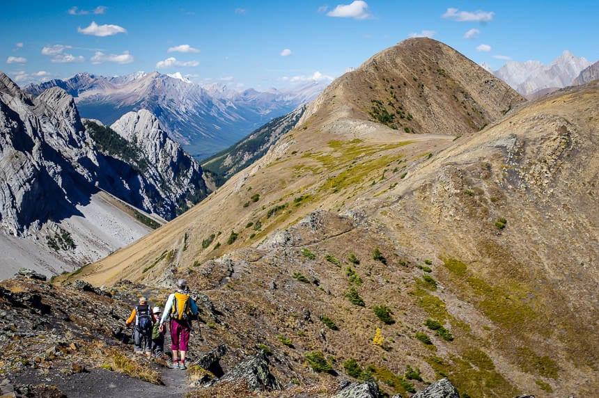 The best Alberta hike in 2016: Pocaterra Ridge