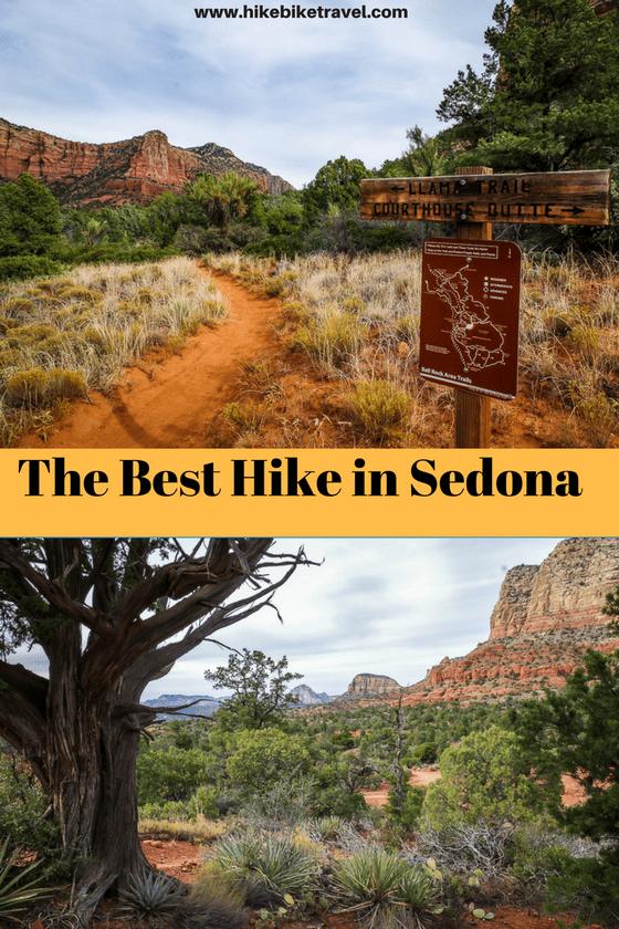 The best hike in Sedona, Arizona