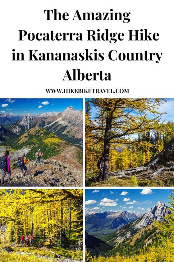 The amazing Pocaterra Ridge hike in Kananaskis Country, Alberta