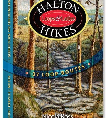 Book Reviews & Giveaway: Halton & Caledon Loops & Lattes