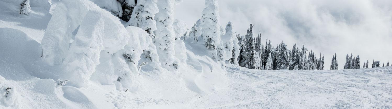 Big White Ski Resort in BC