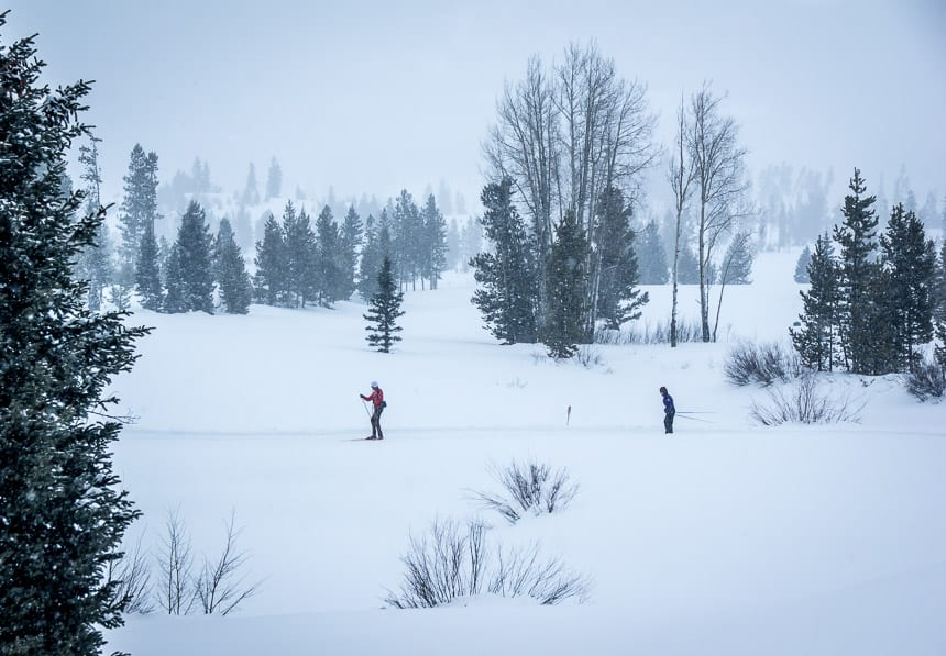 What You Can do on a Winter Weekend in Grand Lake, Colorado