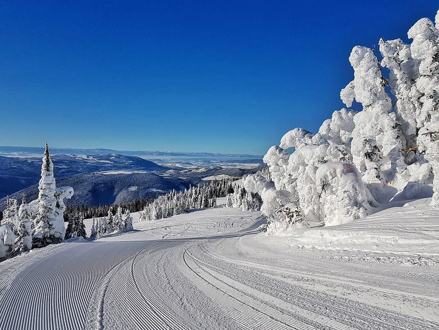 Sun Peaks – A Kamloops Ski Resort In 21 Photos