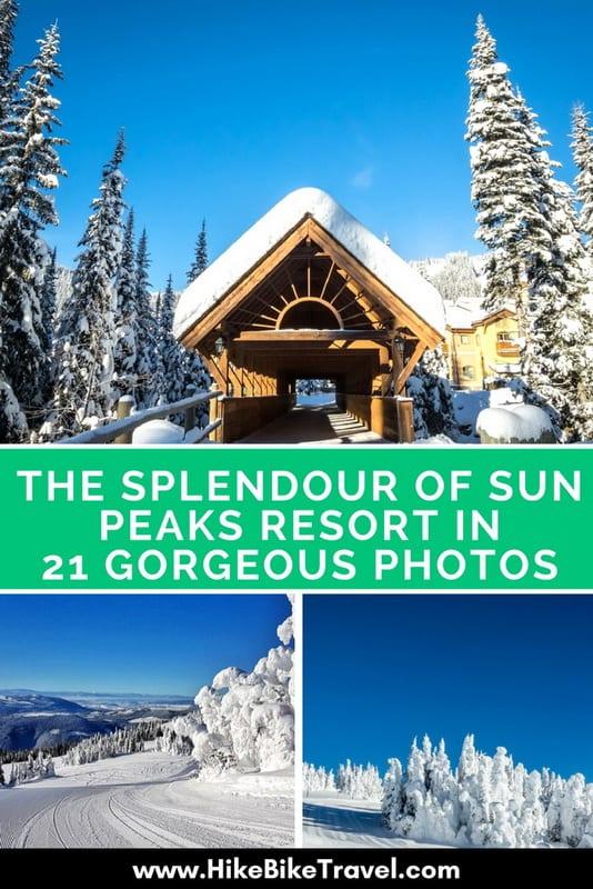 The Splendour of Sun Peaks Resort in 21 Gorgeous Photos