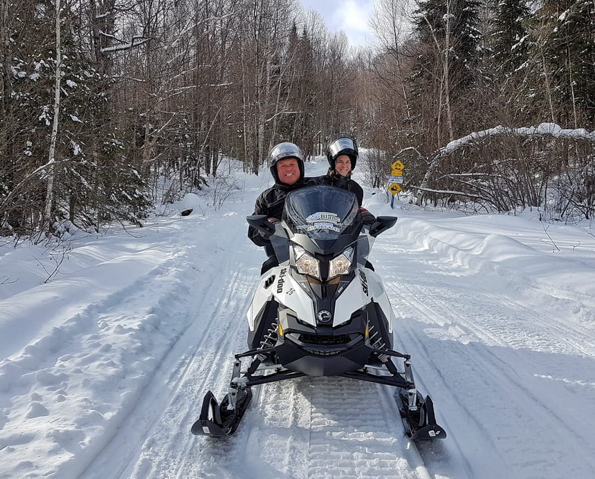 How to do Winter in Quebec's Mauricie Region