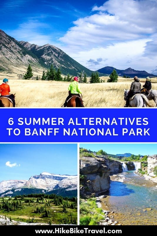 6 Summer Alternatives to Banff National Park