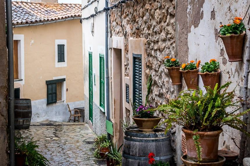 • Hiking the GR221: Estellencs to Valldemossa