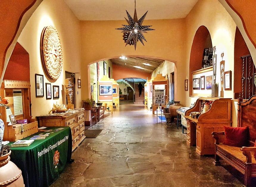 La Poasada Winslow Arizona