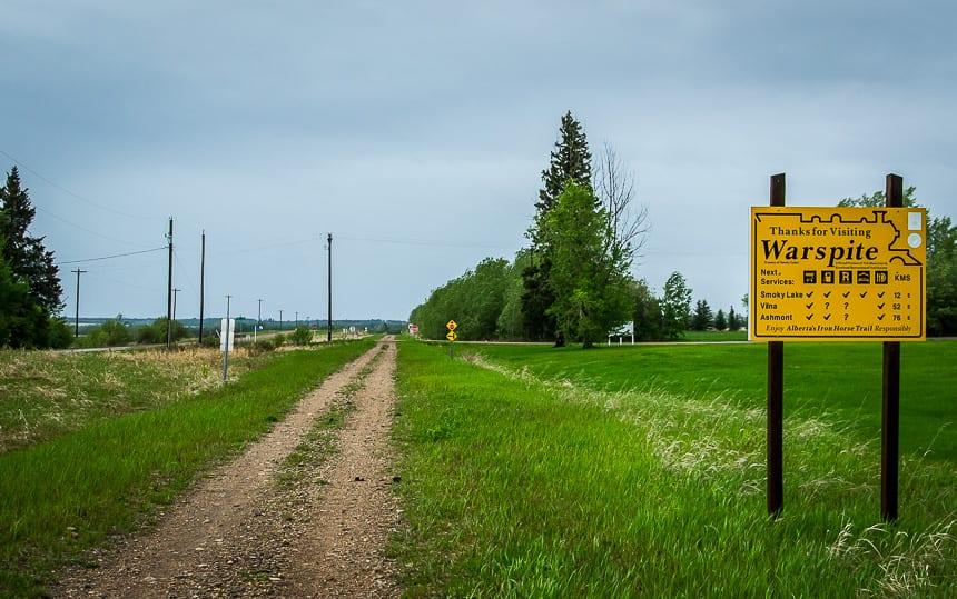 Exploring Alberta's Iron Horse Trail