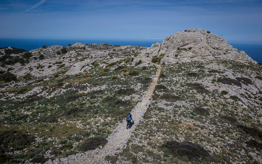 A Hike on the GR221: Valldemossa to Soller