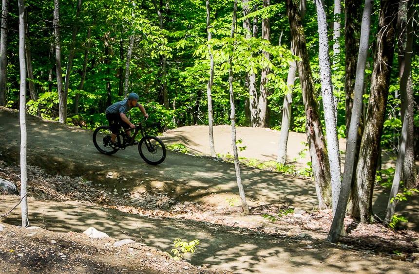 Highland Mountain bike trails
