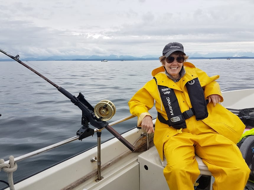 The Campbell River Salmon Fishing Experience