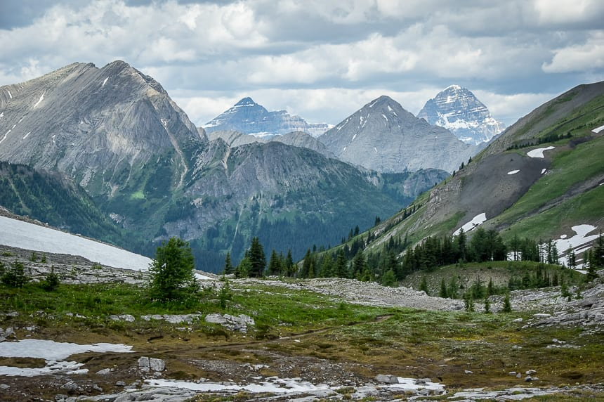 The Hike to Burstall Pass in Kananaskis Country