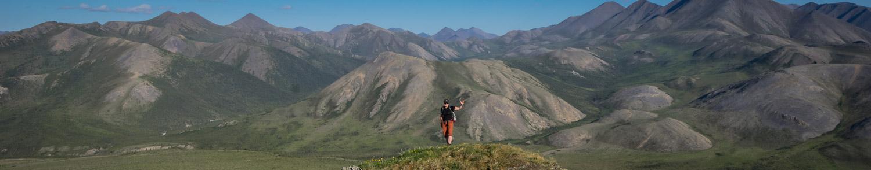 Ivvavik National Park hiking