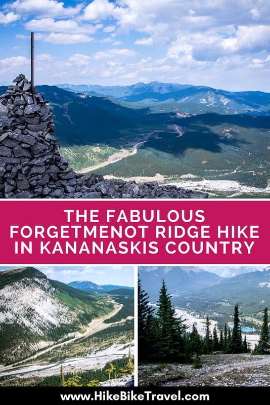 The Fabulous Forgetmenot Ridge Hike in Kananaskis Country