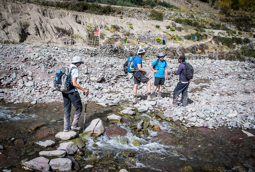 Highlights of 3 Days of Trekking in the Markha Valley