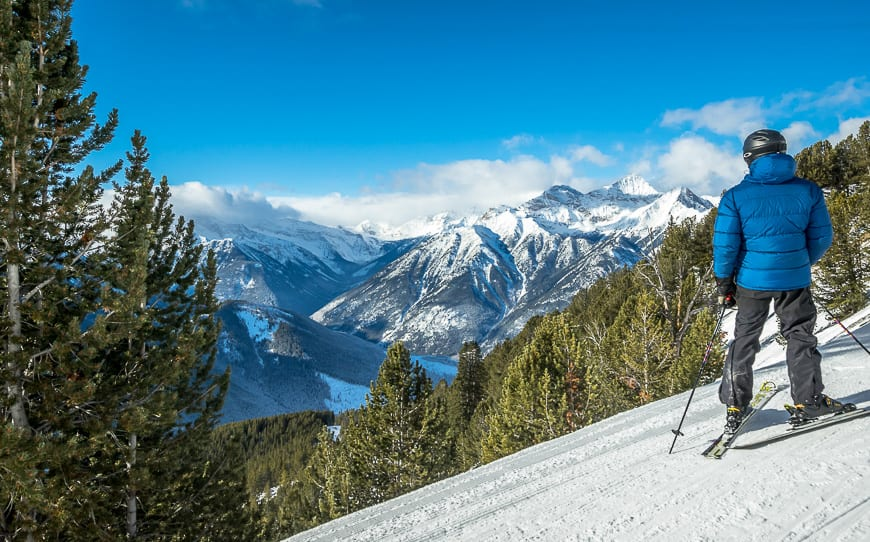 What You Can Do on a 3 Day Winter Getaway to the Kootenay Rockies
