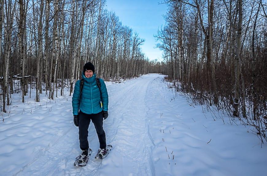 Edmonton Winter Weekend