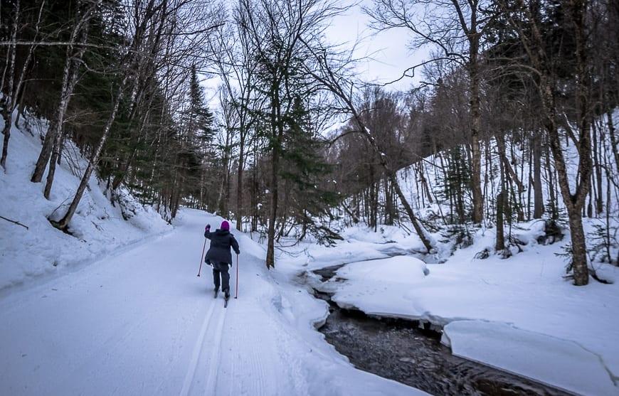 Scenic trails through the Algoma Highlands